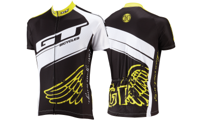 Short Sleeve XC Cycling Jersey -