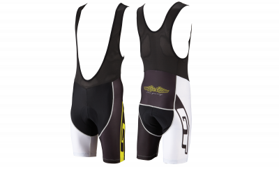 GT CYCLING BIB SHORT RACE KIT - Dresy a kalhoty -